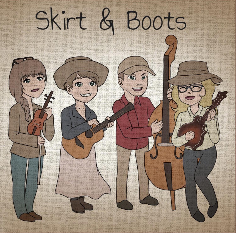 Skirt & Boots album cover